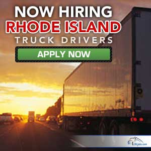 trucking jobs in Rhode Island