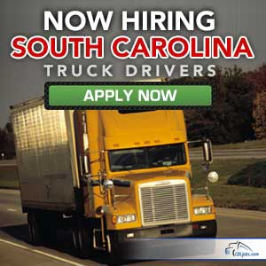 trucking jobs in South Carolina