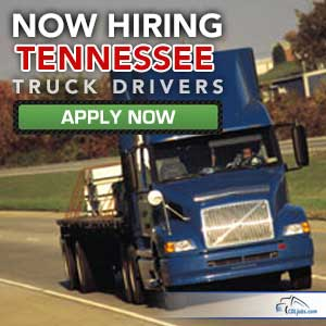 trucking jobs in Tennessee