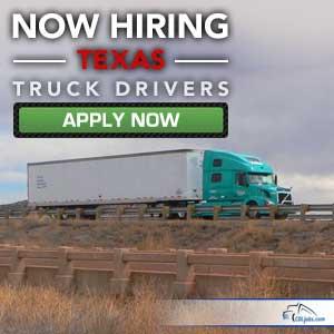 trucking jobs in Texas