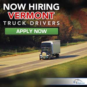 trucking jobs in Vermont