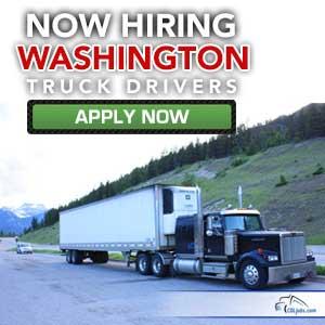 trucking jobs in Washington