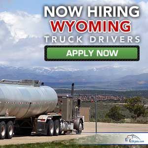 trucking jobs in Wyoming