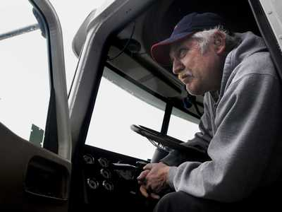 Aging Truck Driver Workforce
