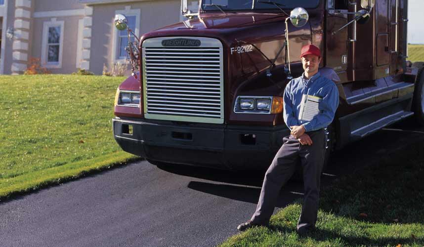 Establishing Work Life Balance as a Truck Driver