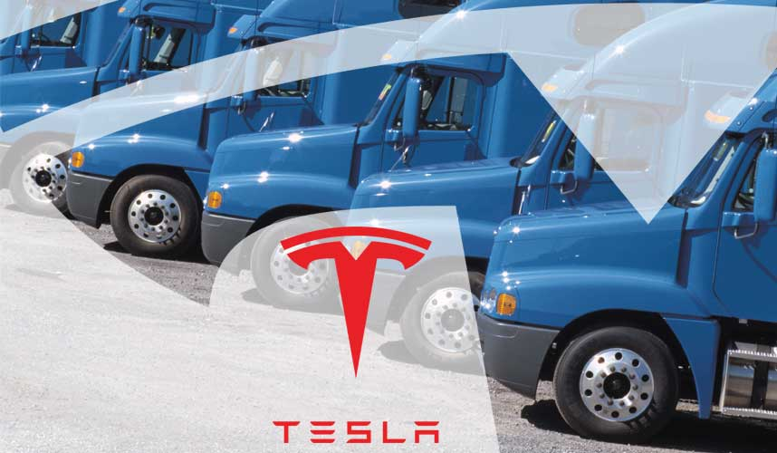 Tesla Enters the Trucking Industry