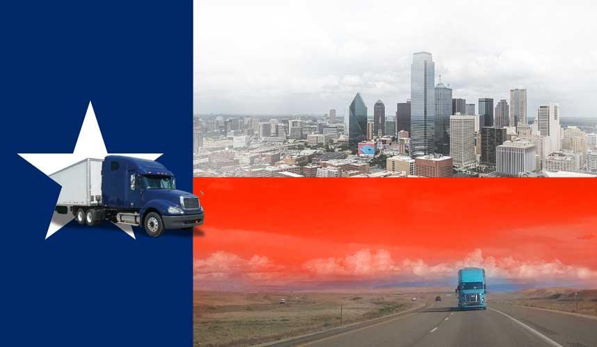 Top Trucking Companies in Texas